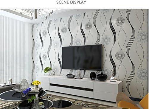 JINZAI PVC wasserdicht Tapete Wand Nicht selbstklebend ...