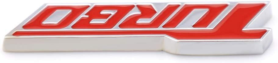Black New Metal Turbo T Car Emblem Badge Fit For GM Chevrolet Malibu Fender Trunk Nameplate Decoration