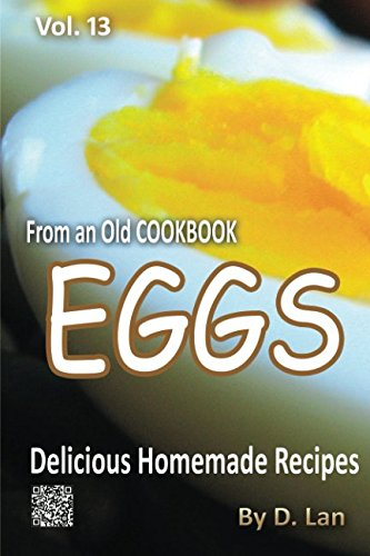 From an old Cookbook EGGS: More delicious ways to serve eggs than you ever could have imagined by D. Lan