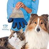 Luva Escova Mágica Nano Magnética Tira Pelos Dos Pets Cães E Gatos