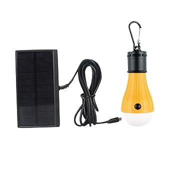 lanspo al aire libre recargable Not luces LED kampierendes ...
