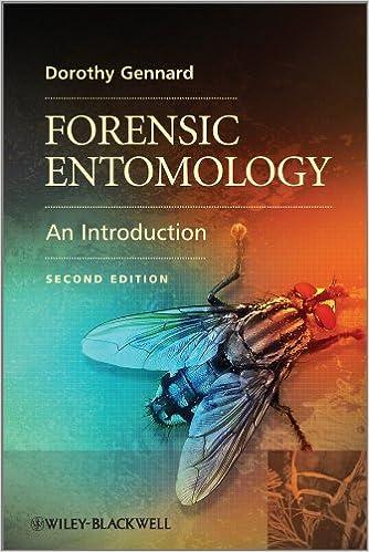Forensic Entomology: An Introduction: Amazon co uk: Dorothy