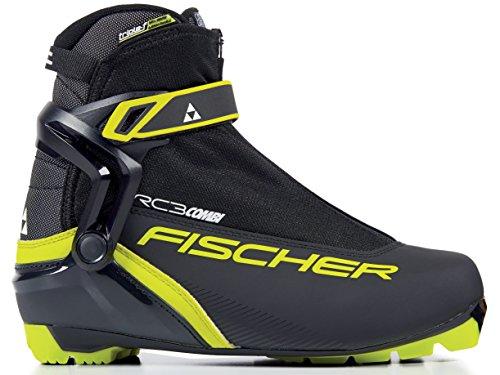 Fischer RC3 Combi XC Ski Boots Mens Sz 47