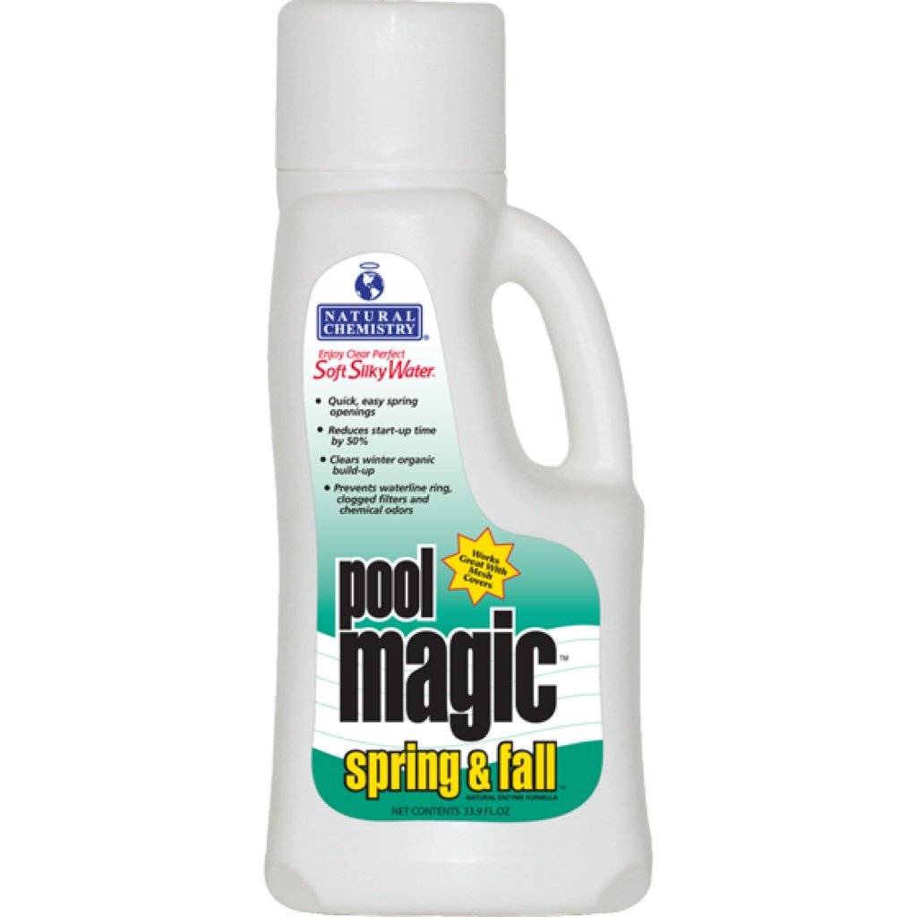 Natural Chemistry Pool Magic Spring & Fall (1 L) (2 Pack) by Natural Chemistry