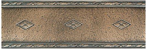 Dal-Tile 412DECOE1P-MS11 Metal Signatures Tile, 4