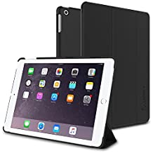 iPad Pro 12.9 Case 2017, LUVVITT [Rescue] Case Full Body Front and Back Cover for Apple iPad Pro 12.9 inch - Black