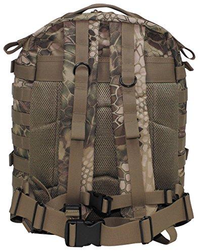 MFHHighDefence US Rucksack, Assault II, snake FG