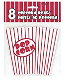 Small Movie Theater Popcorn Boxes, 8ct