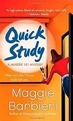 Quick Study (Murder 101 Mysteries)