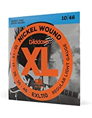 DADDARIO EXL110 ELEKTRO GİTAR TEL SETİ, XL, 10-46, NICKEL WOUND, R