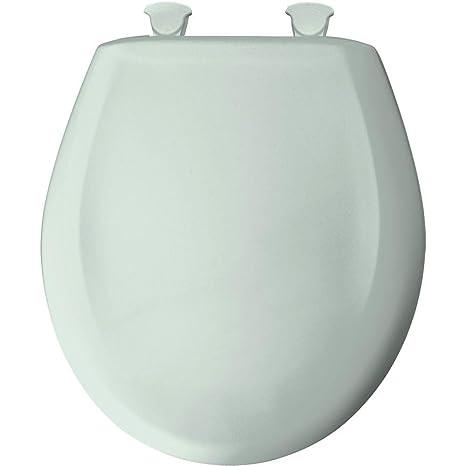 Outstanding Bemis 200Slowt 645 Lift Off Plastic Round Slow Close Toilet Seat Spring Machost Co Dining Chair Design Ideas Machostcouk