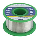 Ultra Thin Solder Wire Lead Free 0.01in