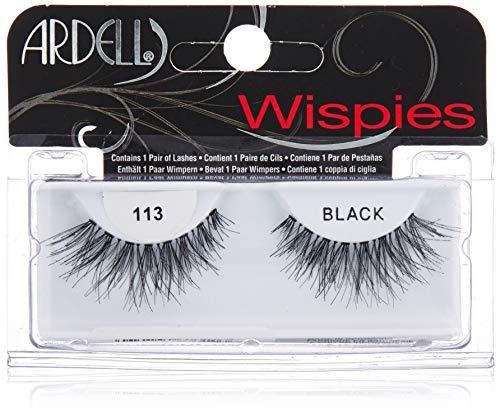 Ardell Glamour Lash-113 Black, 2 Pack