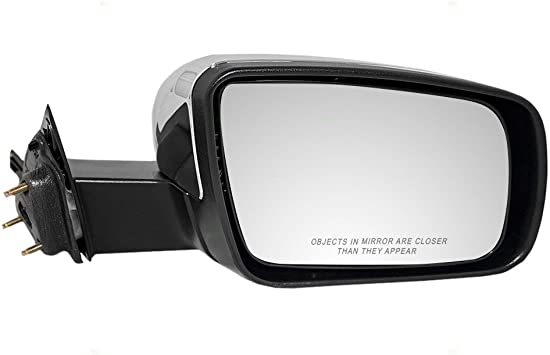 A BRAND NEW #1 QUALITY POWER HEATED MIRROR~RIGHT SIDE PASSENGER DOOR~W//O MEMORY