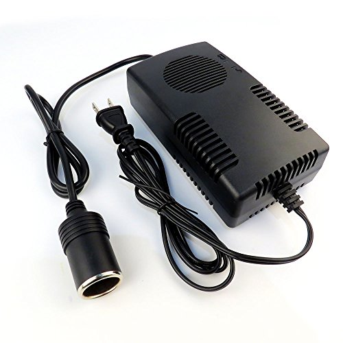 Indoor Adapter converter for car electric 100-240V, good heat conduction with inside fan