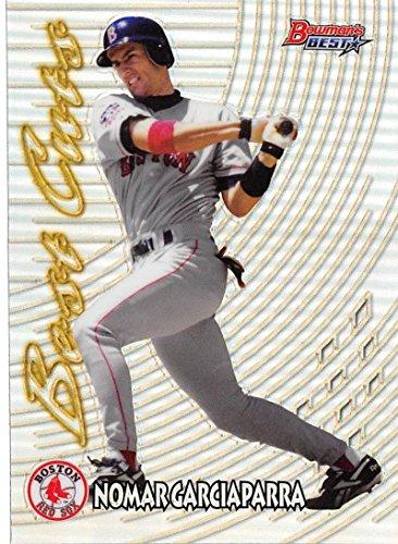Baseball MLB 2017 Bowman's Best 1997 Best Cuts #97BC-NG Nomar Garciaparra Red Sox