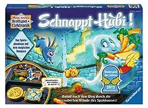 Ravensburger 22093 - elektronisches Brettspiel Schnappt Hubi!