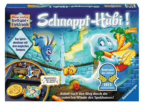 Ravensburger 22093 - Schnappt Hubi!