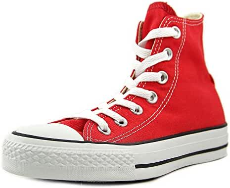 Converse Unisex Chuck Taylor All Star Low Top Red Sneakers - 6.5 D(M) US