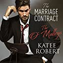 The Marriage Contract Audiobook by Katee Robert Narrated by Charlotte North