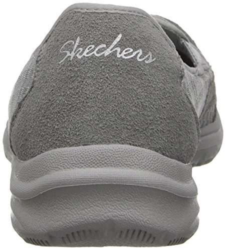 Skechers Womens Relaxed Living-comforter Mule Grigio
