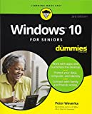 img - for Windows 10 For Seniors For Dummies book / textbook / text book