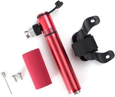 ZOMEBER Mini Bomba de Bicicleta, 120 PSI de Alta presión de la ...