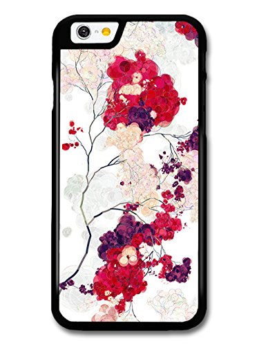 New Colourful Flower Art Design case for iPhone 6 6S
