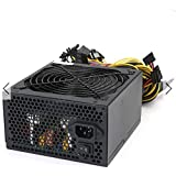 LU 1300W Power Supply For 6GPU Eth Rig Ethereum Coin Mining Miner Dedicated