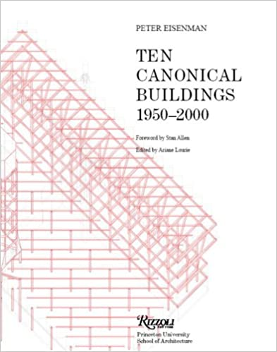 Book Ten Canonical Buildings: 1950-2000