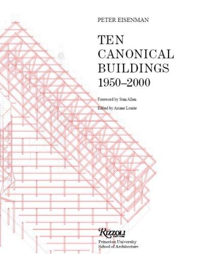 Arquitectura estadounidense. Peter Eisenman