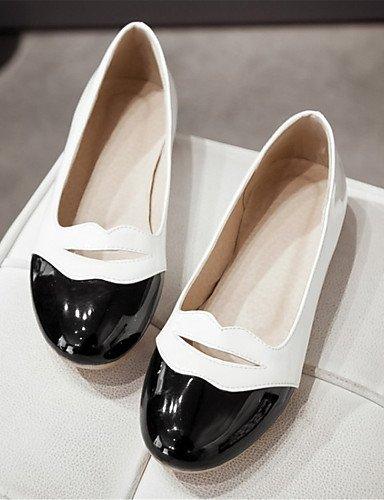 zapatos de charol mujer PDX tal de BHxRxqz
