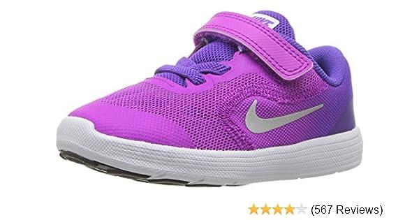 best service e1436 1dfa5 Amazon.com   NIKE Kids  Revolution 3 (TDV) Running Shoes   Sneakers