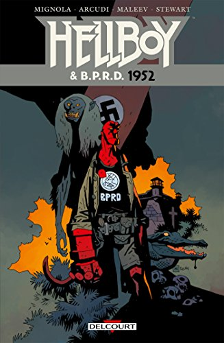 Hellboy & BPRD 01 - 1952