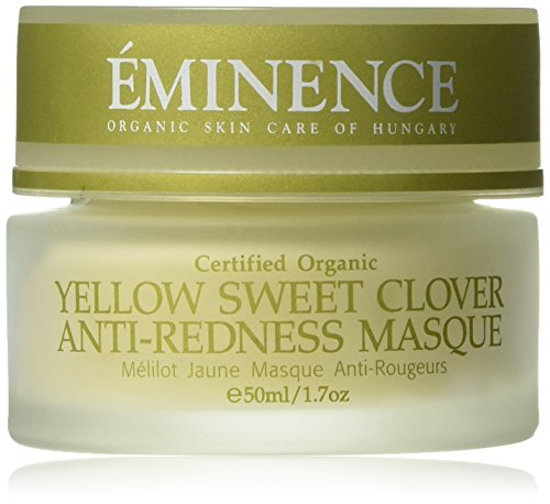Eminence Yellow Sweet Clover Anti-Redness Masque, 1.7 Ounce Anti Redness Treatment
