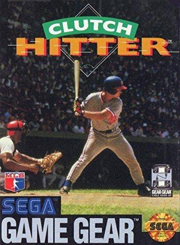 Clutch Hitter - Sega Game Gear