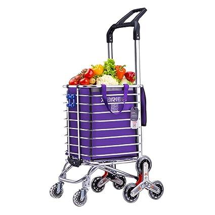 ec0d57d68b3d Amazon.com : Wagons Shopping Trolley Grocery Laundry Rolling Utility ...