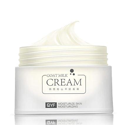 Crema hidratante más crema rica en piel nutritiva Crema anti envejecimiento para rostro Cabras Crema de