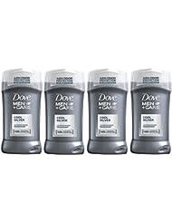 Dove Men+Care Cool Silver Deodorant, 3.0 Ounces (Pack...