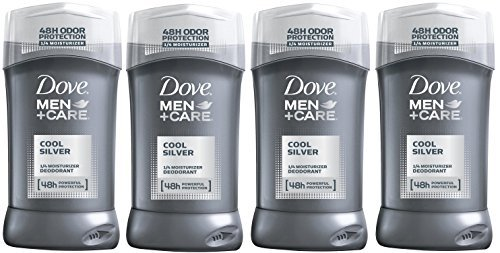 Dove Care Silver Deodorant Ounces