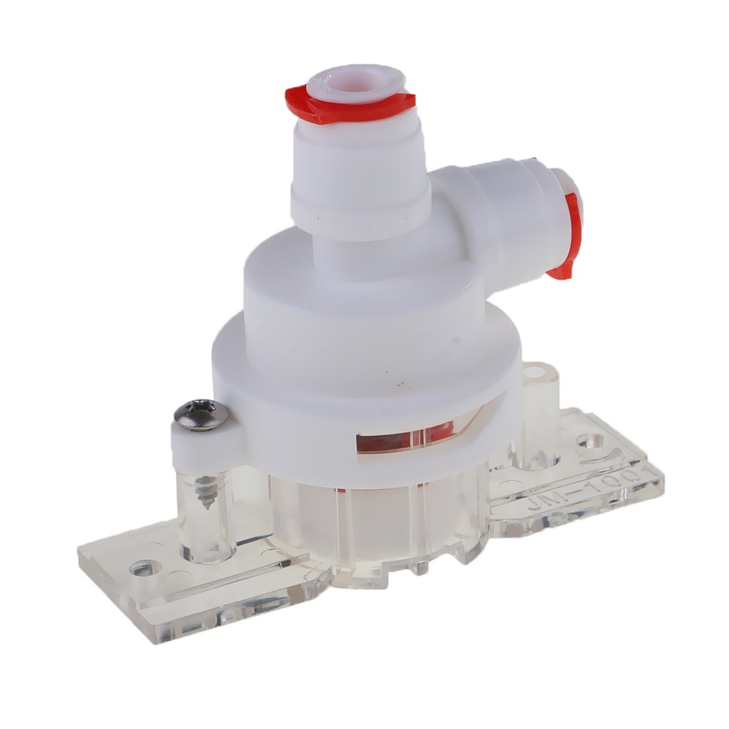 PETSOLA 1//4  V/álvula Protectora De Protecci/ón contra Fugas De Agua Purificador De Agua De Accesorios R/ápidos