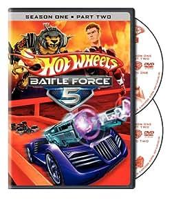 Hot Wheels Battle Force 5 Season 1 Part 2
