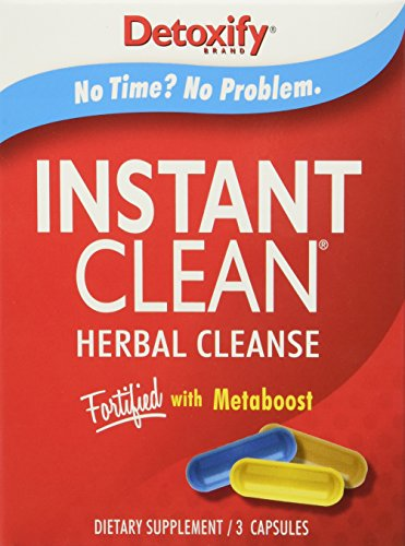 Detoxify LLC Instant Clean 3 Capsules