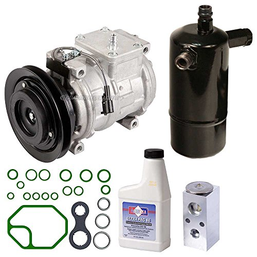 OEM AC Compressor w/A/C Repair Kit For Dodge Neon and Plymouth Neon 1995 - BuyAutoParts 60-83617RN NEW ()