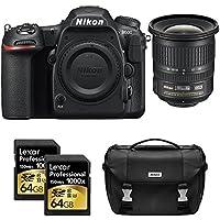 Nikon D500 CMOS DX DSLR Camera w/ 4K Video (Body) + NIKKOR 10-24mm f/3.5-4.5G ED Lens + 2x Lexar 64GB Professional 1000x SDHC/SDXC Class 10 Memory Card + Deluxe DSLR Camera Bag Review Review Image