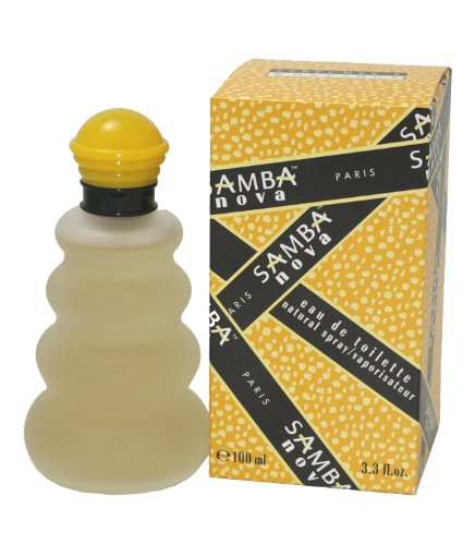 (Samba Nova By Perfumers Workshop For Women. Eau De Toilette Spray 3.4 Ounces)