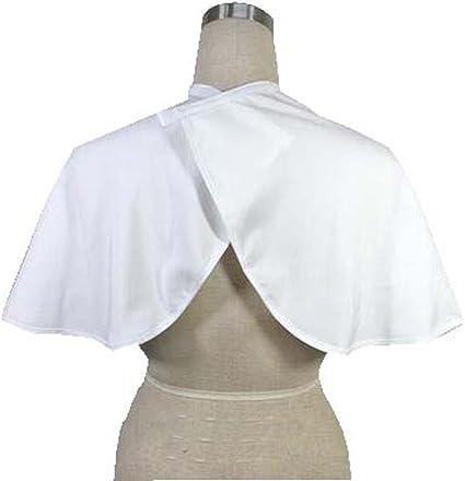 Salón de belleza Cliente Vestido corto Impermeable Tinte para ...