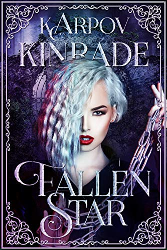 Vampire Girl 7: Fallen Star by [Kinrade, Karpov]