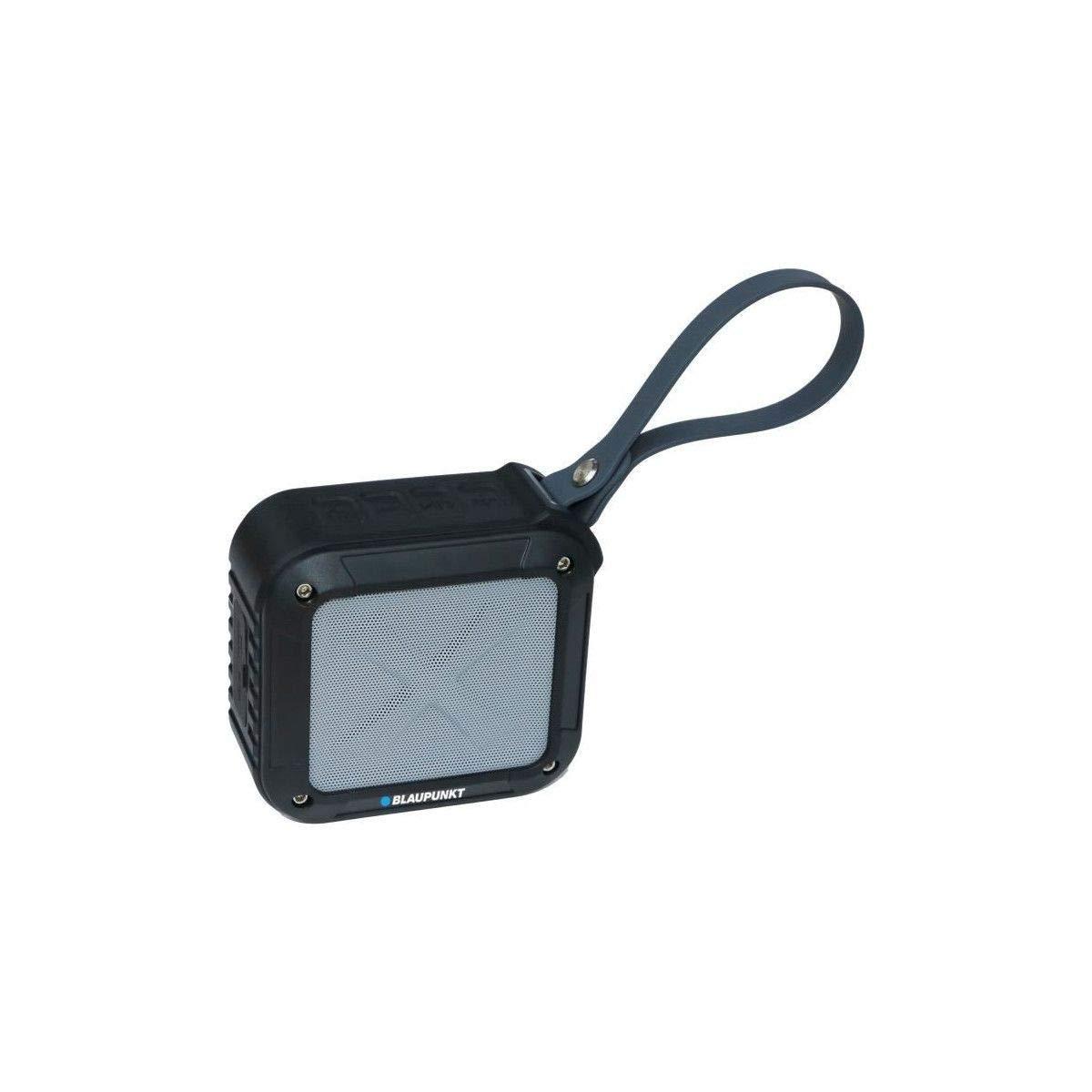 BLAUPUNKT BLP6000 Enceinte Bluetooth Anti-choc et étanche 3W Noire