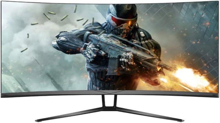 35 Pulgadas Monitor Curved Display Screen Display Gaming Ultra ...